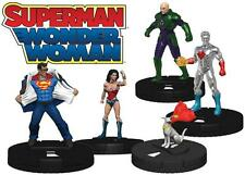 DC Heroclix: PRESALE Superman, Wonder Woman (2) 9-ct. booster brick Case New