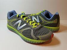 New Balance Fresh Foam 980 W980GY Gray Yellow Women's Running Shoes - Size 11D