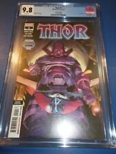 Thor #2 4th print Galactus Variant CGC 9.8 NM/M Gorgeous Gem Wow