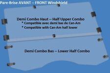 Can-Am Commander Half Combo Windshield | Pare Brise Demi Combo