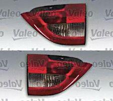 Tail Light Rear Lamp Set with Bulb Holder Fits Renault Megane Sedan 1999-02
