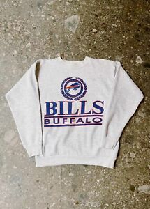 Vintage NFL Buffalo Bills Crew Neck Jumper