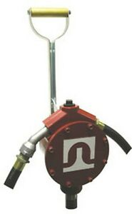 Fill-Rite FR152 Piston Hand Pump - 20 GPM, 8' Hose
