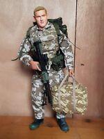Custom 1/6 scale Dragon/DiD Military Figure - British Soldier Iraq 2006