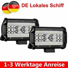 1000W LED Fernscheinwerfer Arbeitsscheinwerfer 12V 24V PKW LKW SUV Auto Anhänger