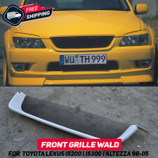 Front Grille For Lexus IS200 IS300 Toyota Altezza 98-05 Body Kit Wald Style New
