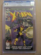 Uncanny X-Men #143 Marvel 1981 Solo Kitty Pryde Story CGC 9.2 Near Mint-