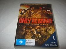 Only The Brave - Jeff Fahey - Ex Rental - DVD - Region 4