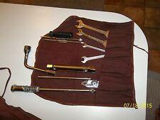 107 72-89 Mercedes 350 450 380 560 SL SLC tool bag & tools 13 pieces