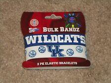 Kentucky Wildcats (Elastic Wrist Bands)