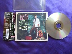 Brian Setzer - Rockabilly Riot ! All Originals CD Digipak Japan Bonus track
