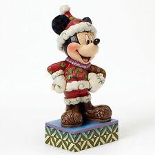 Disney Mickey Mouse - Merry Christmas Jim Shore Figurine 4041806