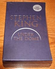 Stephen King:  Under The Dome  Signed Limited Edition In Slipcase  1/500  NEW