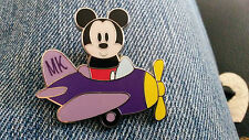 Mickey only in Plane from booster set Disney Land Paris Dlrp Dlp 2015 Pin