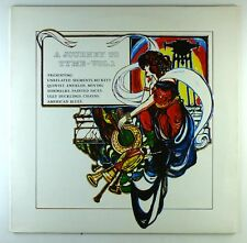 "12"" LP - Various - A Journey To Tyme Vol.1 - E732 - RAR - cleaned"