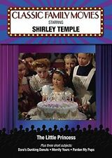Classic Family Movies Shirley Temple Collection - Drama DVD