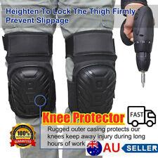Knee Pads for Work Adjustable Gel Cushion Flooring Gardening Construction Duty A