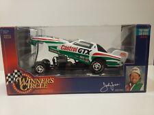 John Force 1:24 Winner's Circle Castrol GTX NHRA 1997 Funny Car Series Die Cast