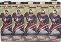 Marvel HeroClix: Captain America and the Avengers Booster Brick NEW/SEALED!