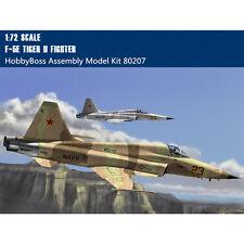 HobbyBoss 80207 1/72 F-5E Tiger II Fighter Plastic Assembly Aircraft Model