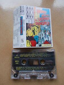 883 HANNO UCCISO L'UOMO RAGNO RARE UNOFFICIAL MC CASSETTE TAPE DIGITAL 1992