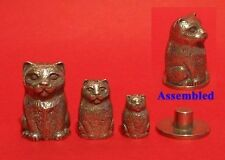 Animals/Birds Collectable Pewter Sewing Thimbles