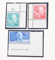 Bundesrepublik postfrische Sammlung 1949 bis 2000 komplett mit Posthorn + Extras