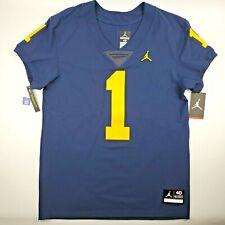 sports shoes 67e2c 83e6c Michigan Wolverines Football NCAA Jerseys for sale | eBay