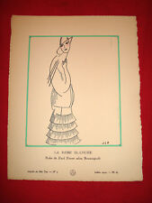 MODE FASHION COUTURE PRET A PORTER Gazette BON TON 1914 N°7 JLB Pl.67 POIRET