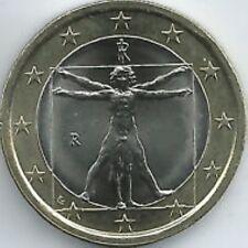 Italië  2007    1 euro     UNC uit de rol !!!  UNC du rouleaux !!