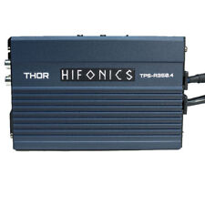 Hifonics TPS-A350.4 350W 4-Channel THOR Series Class-D Powersports Amplifier Amp