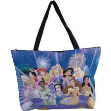 Disney Princesses Tote Handbag Shoulder Bag Messenger Purse p26 w1015