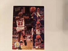 Michael Jordan 92/93 fleer ultra all NBA 1st team # 2