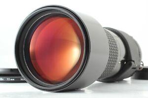 [N.Mint] Nikon Ai-S Nikkor ED IF 300mm f4.5 Telephoto AIS MF Lens From JAPAN