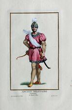 Normanne Pfeil Bogenschütze Köcher Säbel Helm Harnisch Archer Norman England