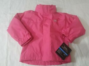 New with tags pink trespass coat TP50 3-4 years Girls Coat with fleece (15)