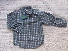 New with tags Gymboree Boys Plaid Shirt Size 4