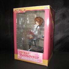 """Yui Hirasawa Premium Figure """"WINDMILL"""" anime K-ON! SEGA ofiicial"""