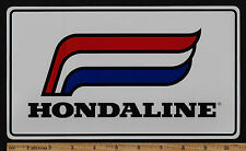 Large HONDALINE HONDA Accessories STICKER Decal Vintage Motocross CB750 XR75 CBX