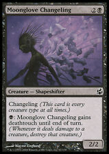 MTG 4x MOONGLOVE CHANGELING CANGIANTE DIGITALE SELENICA