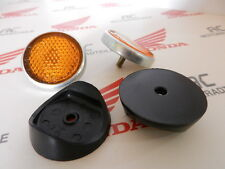 Honda st CT C 70 Z 50 a Monkey Side Spotlights Reflector + Underlays Lamp Holder