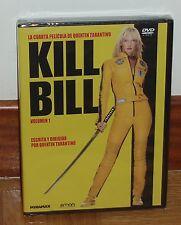 KILL BILL-VOLUMEN 1-DVD-NUEVO-PRECINTADO-NEW-SEALED-ACCION-QUENTIN TARANTINO