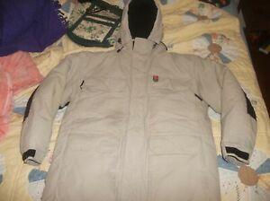RARE Fjallraven Goose Down Polar Guide Expedition Parka McMurdo Jacket Coat READ