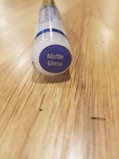 Brand new MATTE GLOSS Lipsense.  Senegence