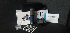 Telefunken TF11 Large Diaphragm Cardioid Condenser Microphone (Open Box Demo)