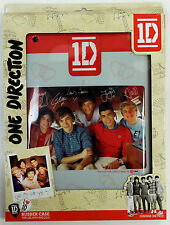1D One Direction iPad 2 & 3 Cover Rubber  Official  Licensed NEW + FREE STICKERS