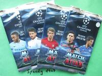 Topps Champions League 15 16 Booster 10 Stück Trading Cards 60 Karten 2015 2016