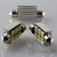 2x LED Feston Lampe Bus Can 39MM 12V Éclairage Intérieur 6x 5050 SMD Blanc