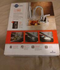 InSinkErator H-Hot150C-Ss Water Dispenser - Chrome