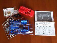 Kit Academy Minicraft N. 1533 Lamborghini Countach 500 Scala 1/24 Model Maquette